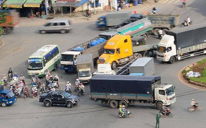 Số người chết vì tai nạn giao thông giảm năm 2015