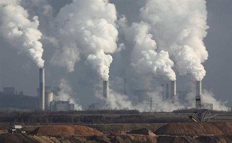 Sôi động thị trường carbon