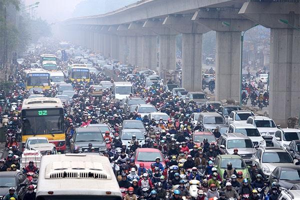 Ô nhiễm không khí đe dọa nền kinh tế Việt Nam