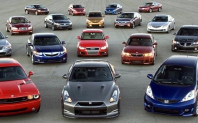 Bất ngờ ô tô nhập khẩu cuối năm