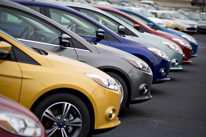 Ô tô có khả năng tăng giá mạnh từ 1/7