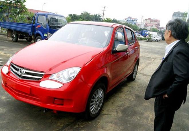 """Vinaxuki bán gấp nhà máy , ô tô """"Made in Việt Nam"""" mãi là giấc mơ!"""