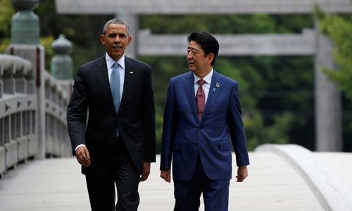 Hội nghị G7 ở Nhật - nỗi nhức nhối với Trung Quốc
