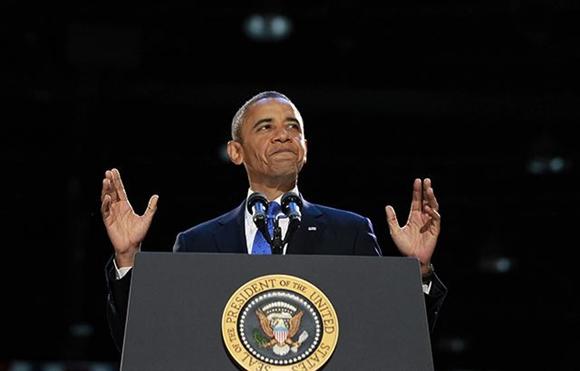 nhung dem thuc khuya nhat cua tong thong obama thuong co lien quan toi nhung bai phat bieu (anh: reuters)