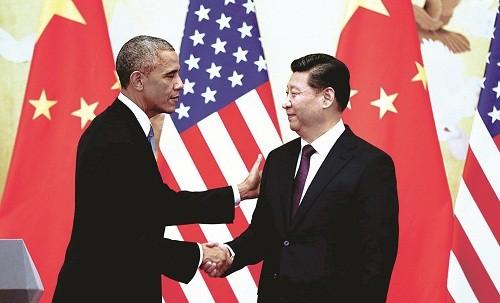 Quan hệ Mỹ - Trung tiến hay thoái?