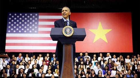 'Chuyến thăm của Obama tới Việt Nam thành công ngoài mong đợi'