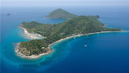 cong ty offshore thuong duoc lap tai cac thien duong thue nhu british virgin islands.anh:michael amme/hollandse hoogte