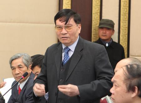 chu tich hiep hoi van tai oto nguyen van thanh kien nghi cho phep doanh nghiep tu cai dat dong ho taxi khi thay doi gia.