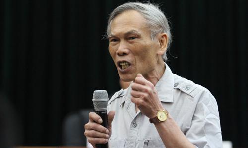 Ông Trương Đình Tuyển: 'Thể chế ưu việt thì mới chạy nhanh hơn Trung Quốc'