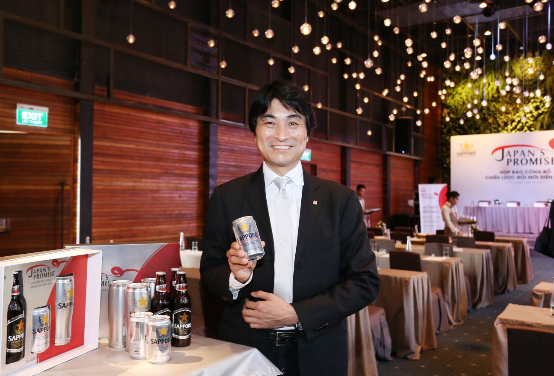 """Ông Mikio Masawaki, TGĐ Sapporo Việt Nam: """"Đổi mới để đi xa hơn"""""""