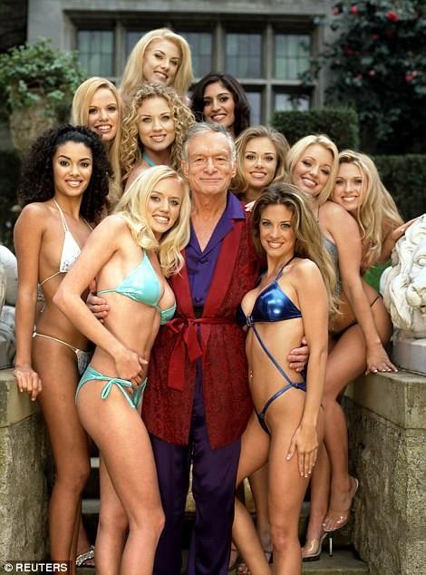 Cuộc đời lẫy lừng và đầy tai tiếng của ông trùm Playboy - ảnh 5