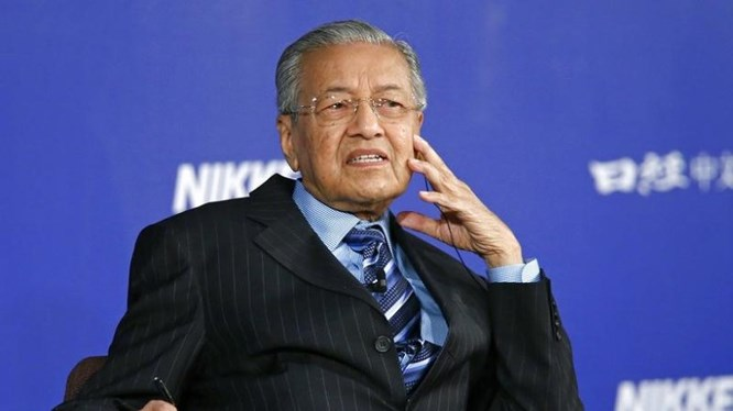 ong mahathir mohamad quyet dinh ngung thi cong ecrl.