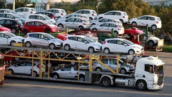 13.000 tỉ đồng nhập khẩu hơn 24.000 ôtô ngoại