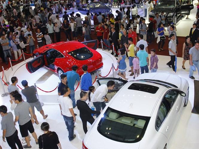 Ảm đạm thị trường xe hơi ASEAN