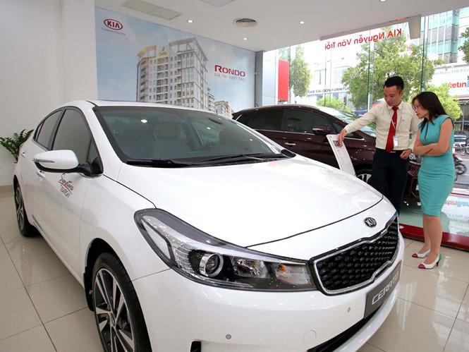 'Khe cửa hẹp' cho công nghiệp ô tô Việt Nam