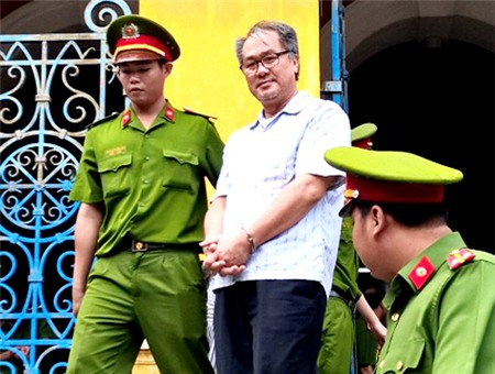 Ông Phạm Công Danh: 'Tôi không biết gì về tài chính ngân hàng'