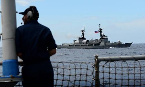 Philippines muốn tăng chi tiêu quốc phòng đối phó Trung Quốc