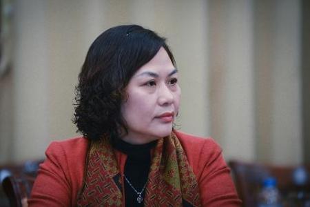 """Phó Thống đốc Nguyễn Thị Hồng: """"Tỷ giá có thể được điều chỉnh lên, xuống hàng ngày"""""""