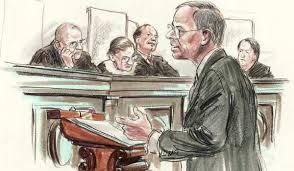 Ai có quyền buộc rời phòng xử án?