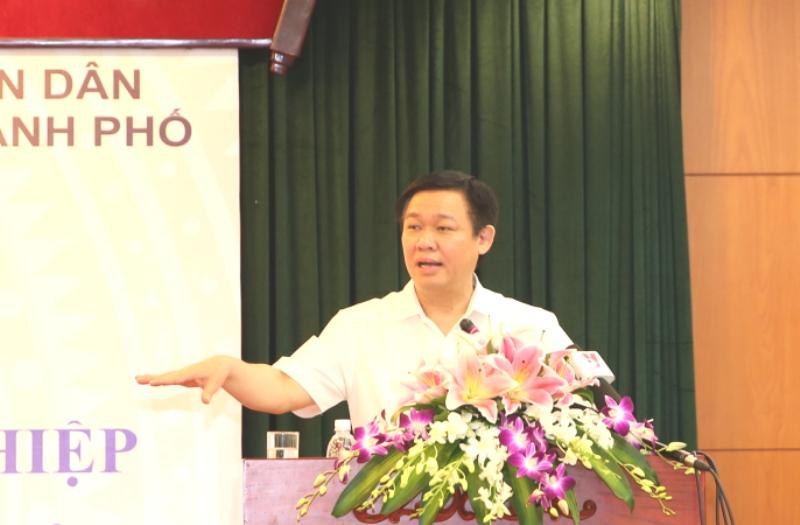 """Phó Thủ tướng Vương Đình Huệ: """"Kỷ luật theo quy trình lâu lắm, tốt nhất là cho nghỉ việc!"""""""