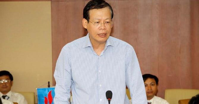 Khởi tố ông Phùng Đình Thực, nguyên Tổng Giám đốc Tập đoàn Dầu khí