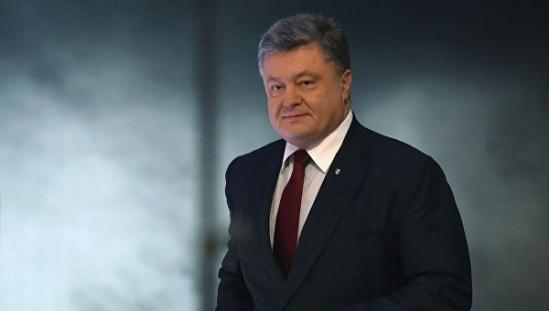 tong thong ukraine petro poroshenko