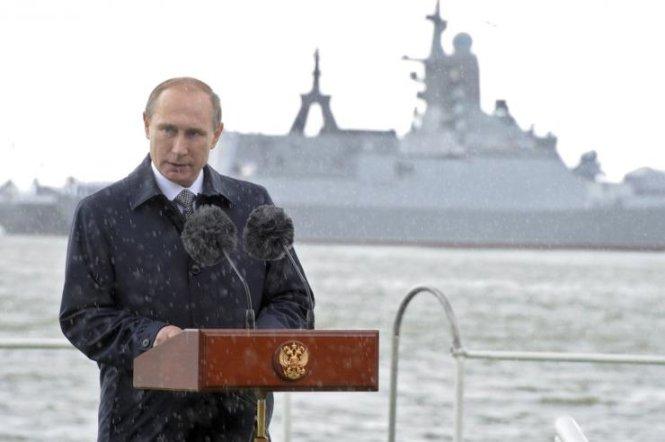 Nga, Trung Quốc tập trận gần biển Nhật Bản
