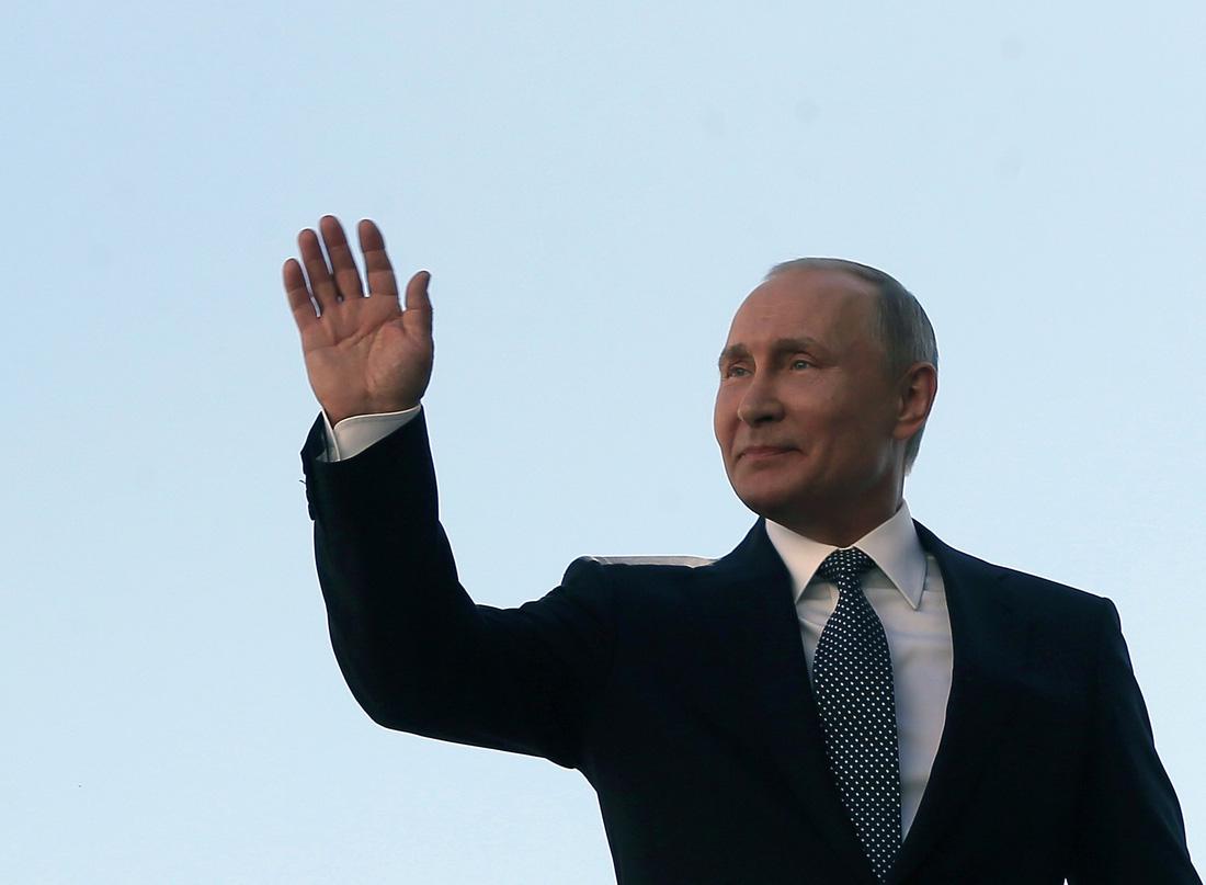 Toàn cảnh lễ nhậm chức tổng thống Nga lần 4 của ông Putin - Ảnh 20.