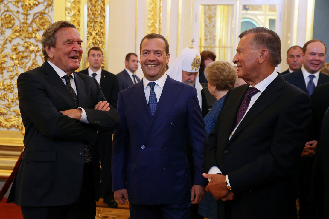 Toàn cảnh lễ nhậm chức tổng thống Nga lần 4 của ông Putin - Ảnh 17.