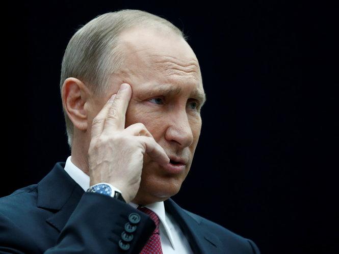 Vì sao thời trẻ ông Putin muốn làm điệp viên?