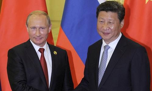 Nga - Trung nhạt tình vì biến động kinh tế