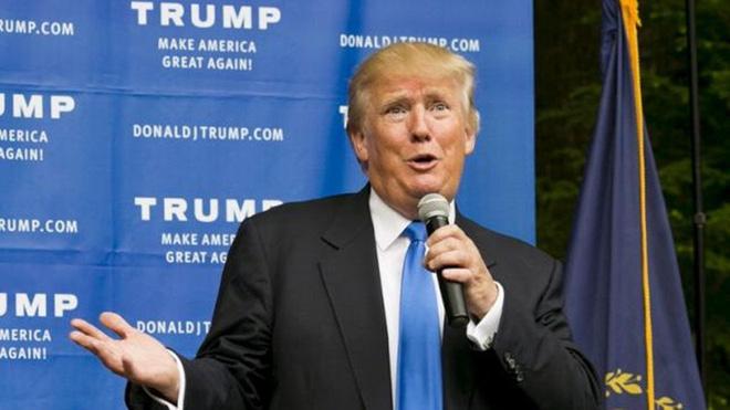 """Những câu nói khiến người nghe """"ngã ngửa"""" của Donald Trump"""