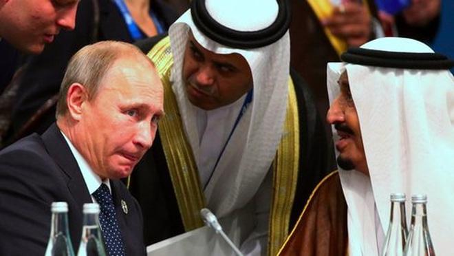 Nga muốn thương thảo chặn đà lao dốc của giá dầu