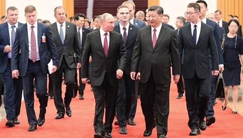 Mục đích của Tổng thống Nga Putin trong chuyến thăm Trung Quốc là gì?