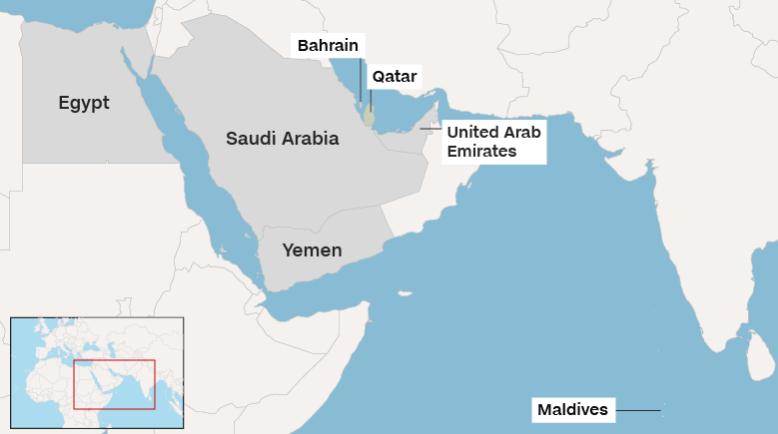 Cuộc khủng hoảng ngoại giao trầm trọng ở vùng Vịnh sẽ đi đâu về đâu?