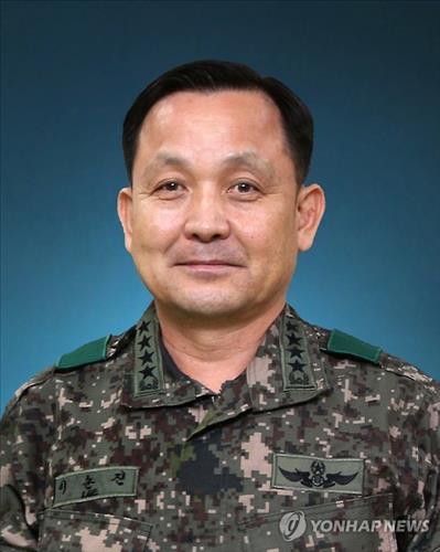 tuong lee sun-jin - tan chu tich tham muu truong lien quan han quoc (anh: yonhap)