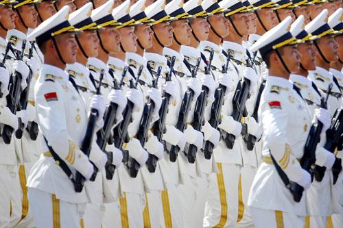 Giáo sư Thayer: 'Nhiều toan tính trong kế hoạch cải tổ quân đội Trung Quốc'