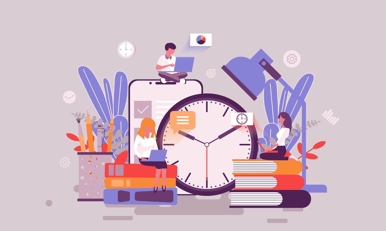 Quản lý thời gian và 9 sai lầm phổ biến