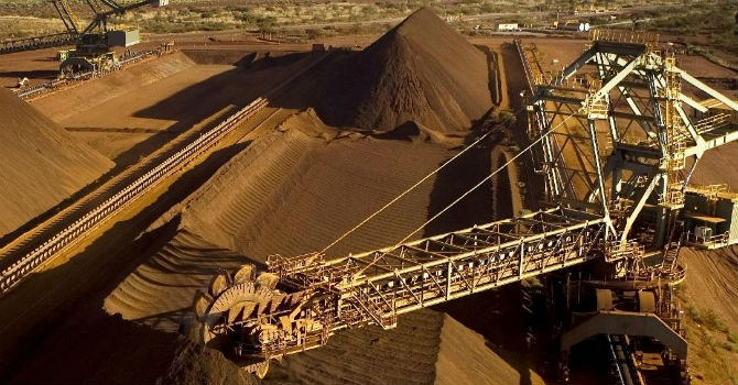 Dự báo giá quặng sắt năm 2018
