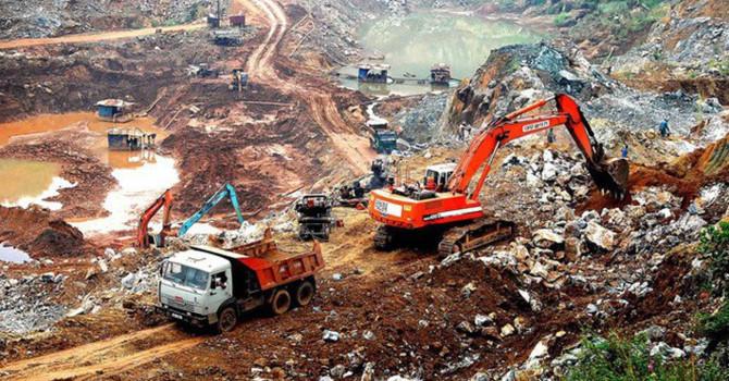 Nhập khẩu quặng và khoáng sản vào Việt Nam tăng đột biến