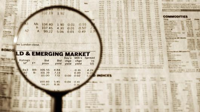 """Nợ tại các thị trường mới nổi: """"Bom tấn USD"""""""