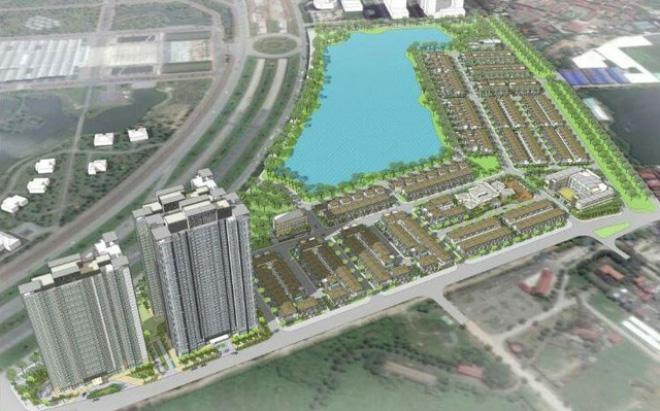 Công bố quy hoạch dự án gần 32ha tại Mễ Trì do Vingroup đầu tư
