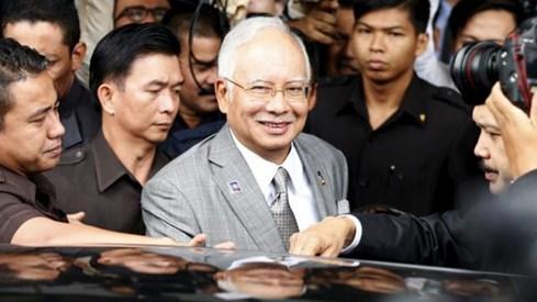 Công quỹ Malaysia trong 'Lộ trình ma quỷ'