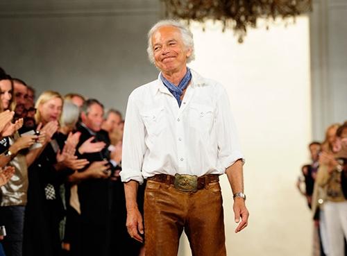 'Ông lớn' thời trang Ralph Lauren sa sút