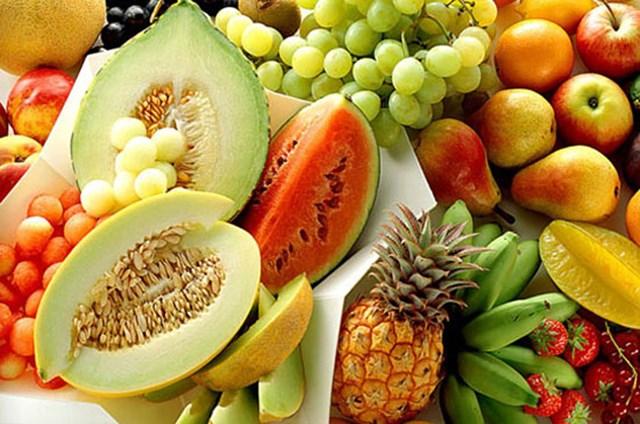 Việt Nam nhập khẩu rau quả chủ yếu từ các nước Đông Nam Á