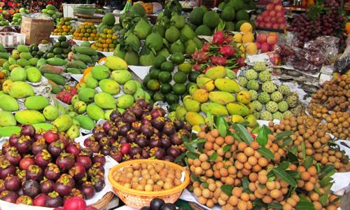 Trái cây Việt hướng vào thị trường 'khó tính'
