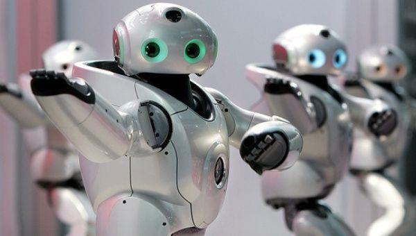 Châu Âu muốn có 'đội quân robot' thách thức Mỹ, Trung Quốc