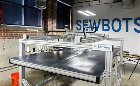 softwear automation dang tao ra cuoc cach mang nganh det may.
