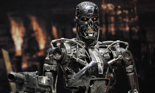 Robot sát thủ nguy cơ biến chiến tranh thành trò chơi giết chóc