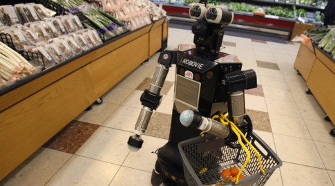 Robot sẽ thay thế 50% việc làm của con người trong 10 năm? - ảnh 3